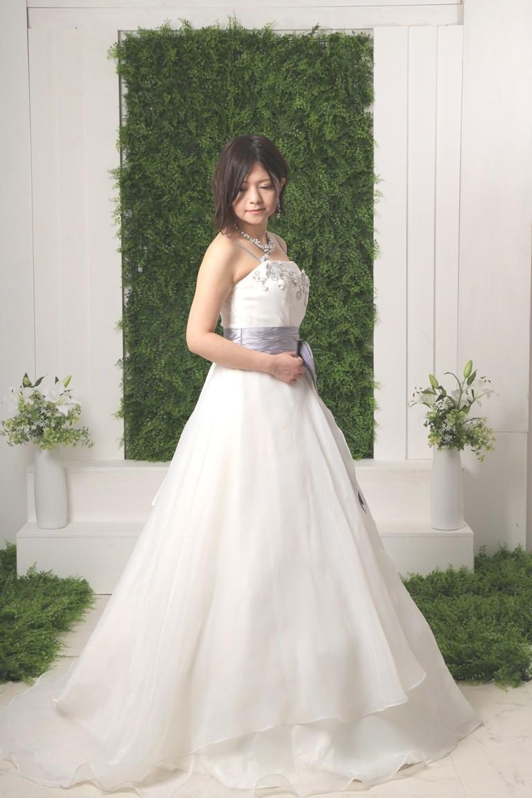 ウエディングドレス 2109