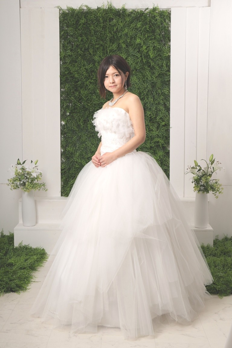 ウエディングドレス 2102