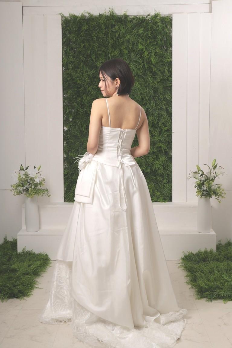 ウエディングドレス 2105