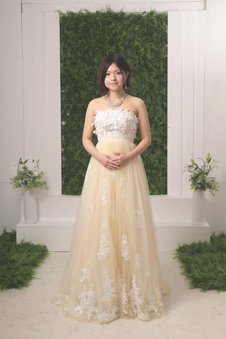 ウエディングドレス 2130