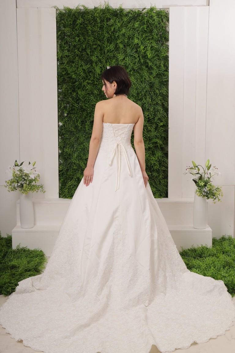 プレミアムウエディングドレス 2122