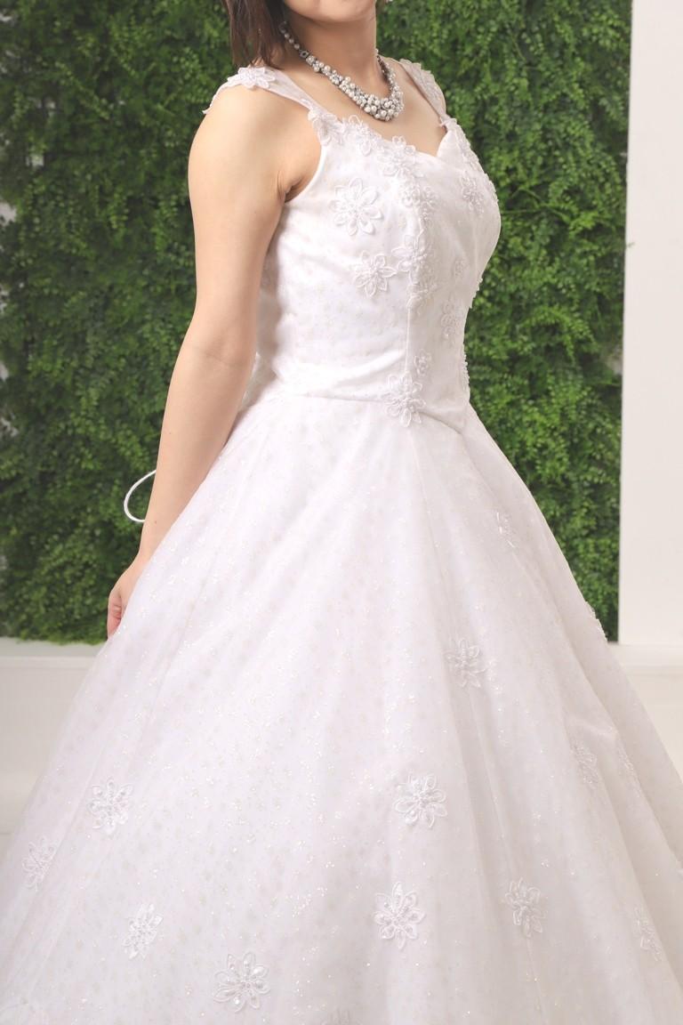 プレミアムウエディングドレス 5