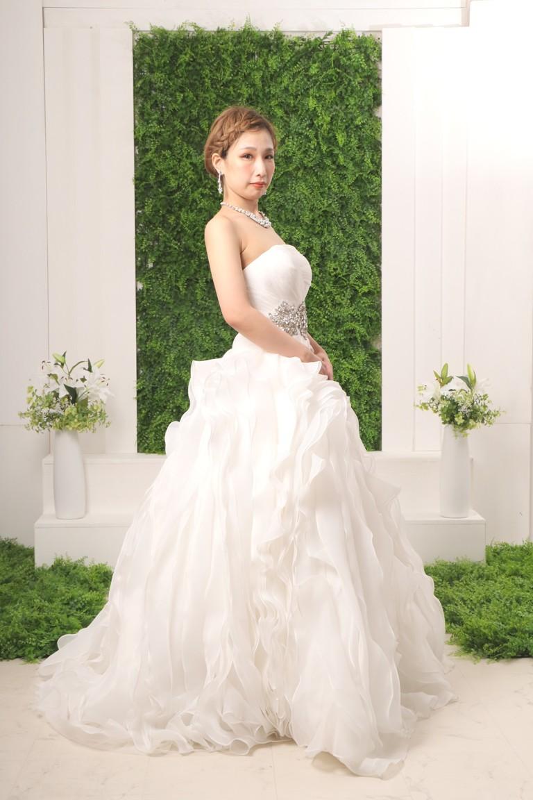 ウエディングドレス 2134