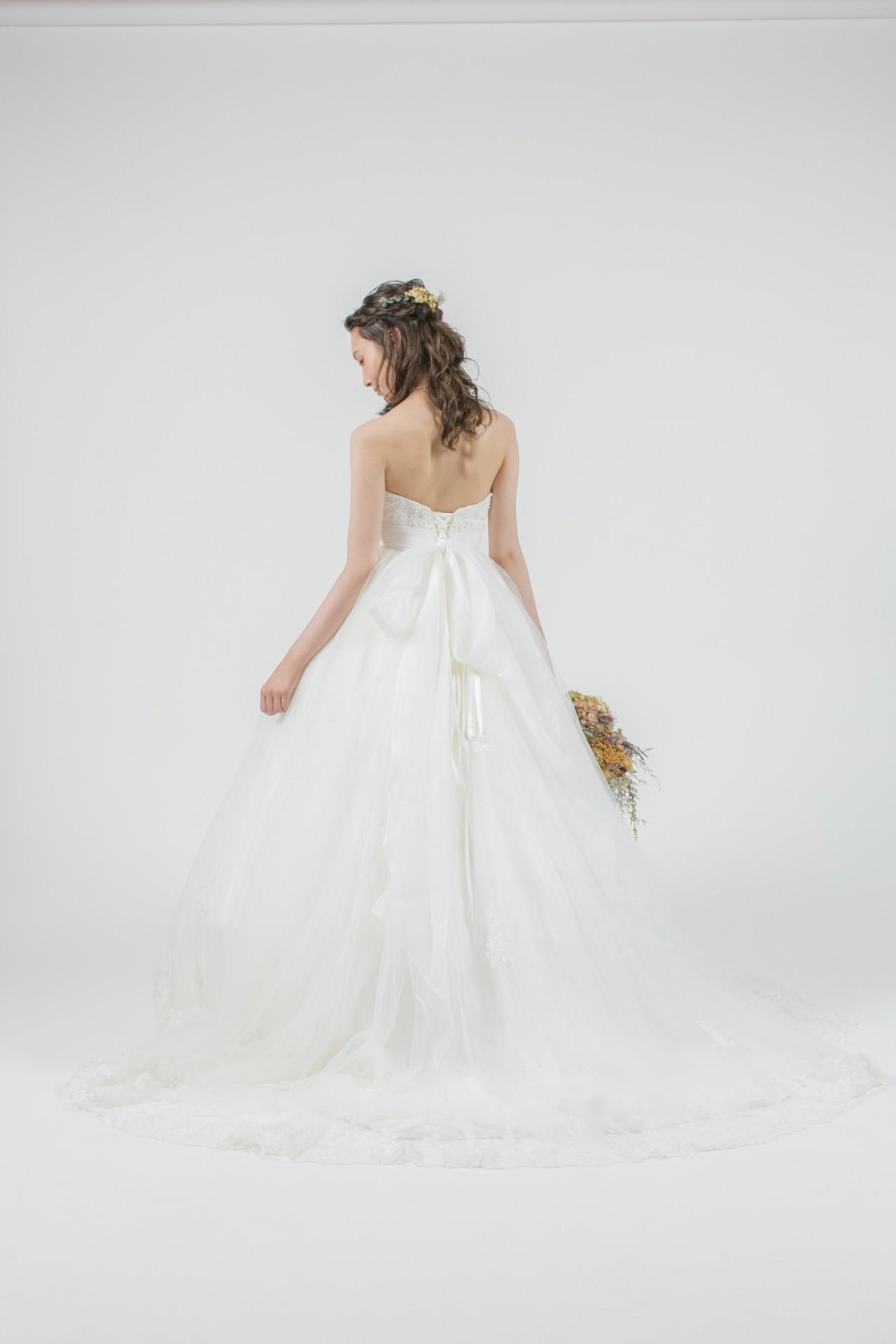 ウエディングドレス 70508